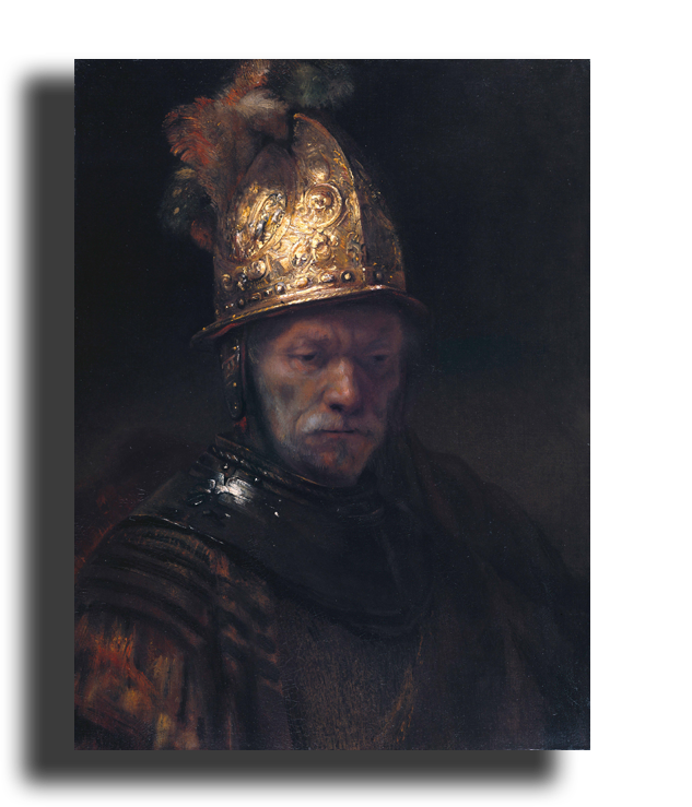 "Рембрандт Репродукция "" Рембрандт - Мужчина в золотом шлеме"" Х156.png"