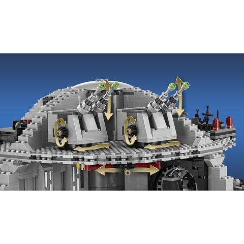LEGO Star Wars: Звезда Смерти 75159 — Death Star — Лего Звездные войны Стар Ворз