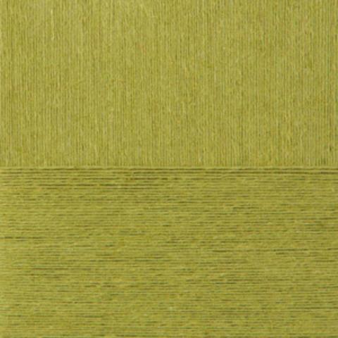 Пряжа Крапивная (Пехорка) 119 Горох, фото