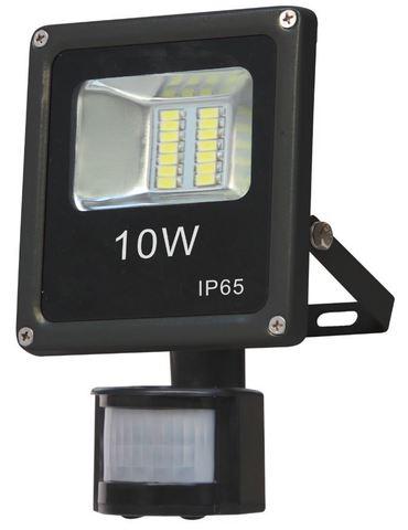 Прожектор светодиодный с сенсором LEEK 10W IP65