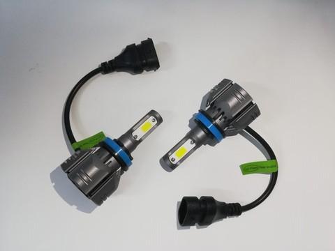 Светодиодные лампы А6 40Вт NEW белый Н11 (Sal-man)