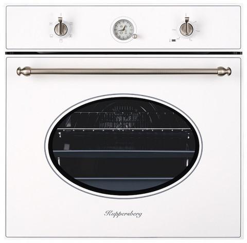 Электрический независимый духовой шкаф Kuppersberg SR 605 W Silver