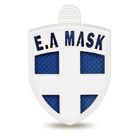 ECOM AIR MASK (BLUE) - ВирусСтопер в виде значка (1 кв м, 30 дней)