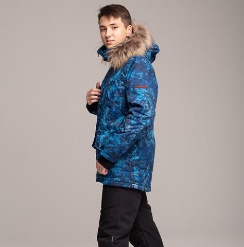 Batik Зимний комплект Павел 452-22з синий