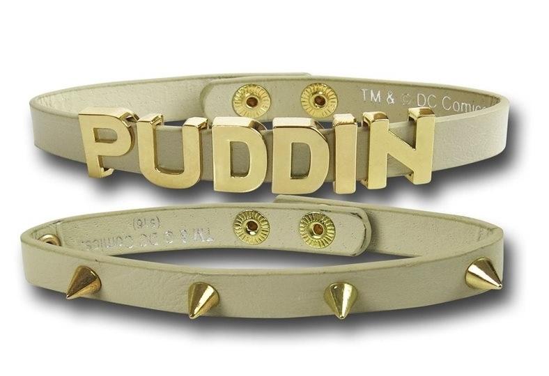 Отряд самоубийц набор браслетов Харли Квинн