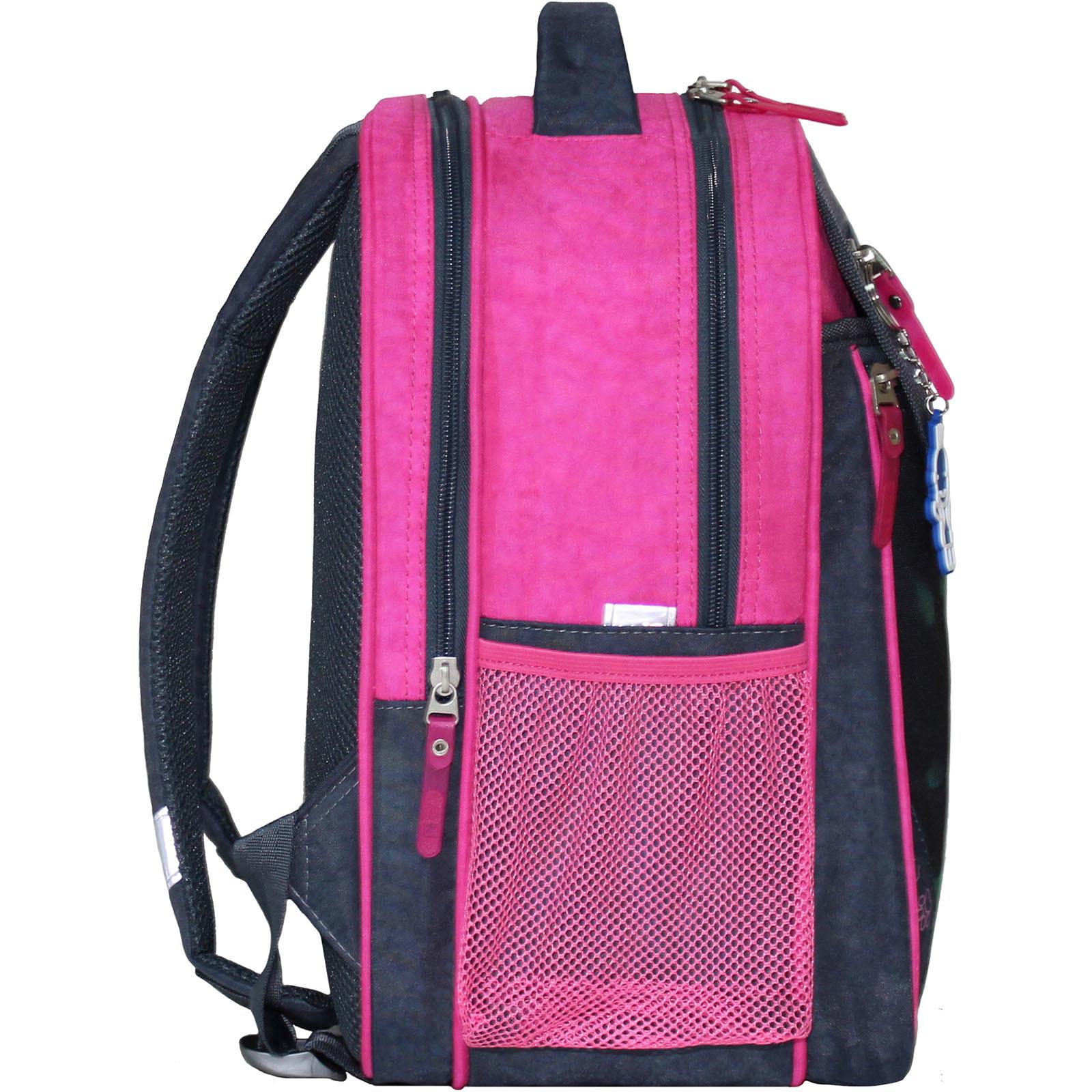 Рюкзак школьный Bagland Отличник 20 л. 321 сiрий 21 д (0058070)