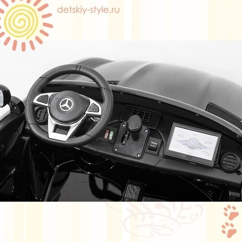 Mercedes-Benz GTR AMG 4x4