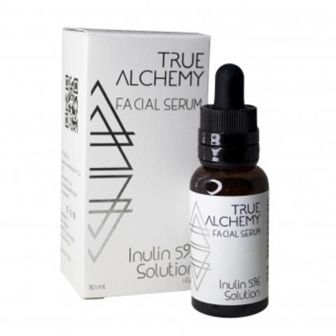 Сыворотка Inulin 5% Solution, 30 мл (TRUE ALCHEMY)