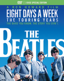 The Beatles ‎/ Eight Days A Week - The Touring Years (Special Edition)(2DVD)