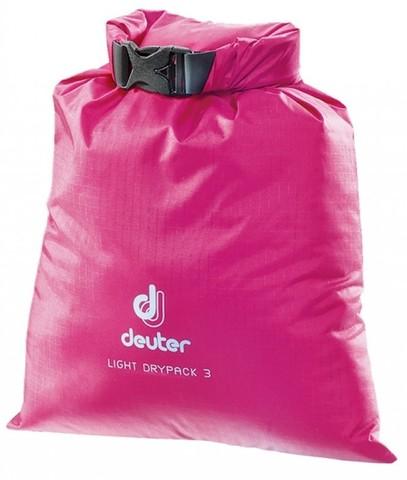 Картинка гермомешок Deuter Light Drypack 3  - 1