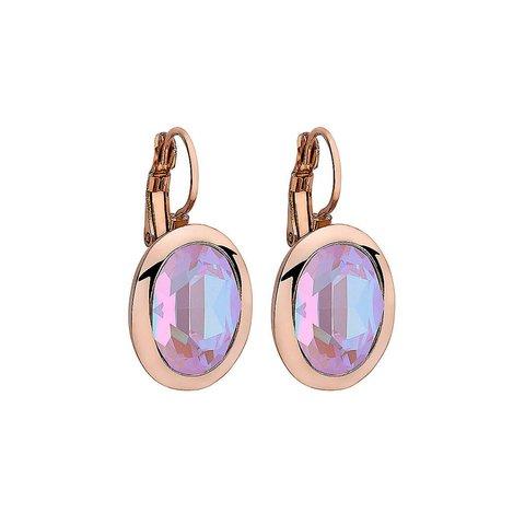 Серьги Tivola Lavender delite 303176 V/RG