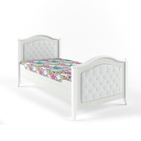Кровать с Каретной стяжкой 38 попугаев Классика
