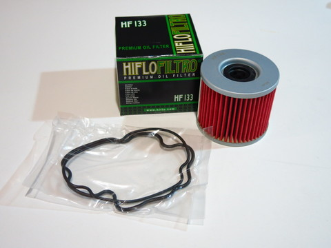 Фильтр масляный Hiflo HF 133