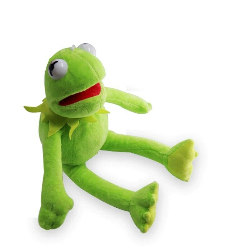 Mappet Shou plyushevaya kukla Lyagushonok Kermit 3