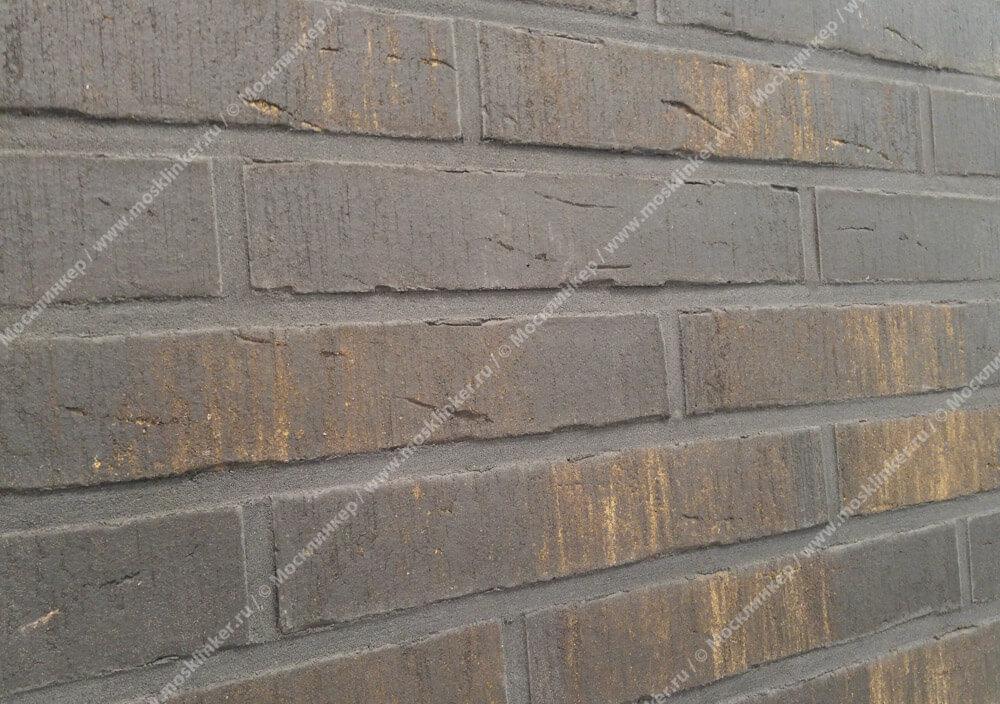 Feldhaus Klinker - R738LDF14, Vascu Vulcano Sola, 290x14x52 - Клинкерная плитка для фасада и внутренней отделки