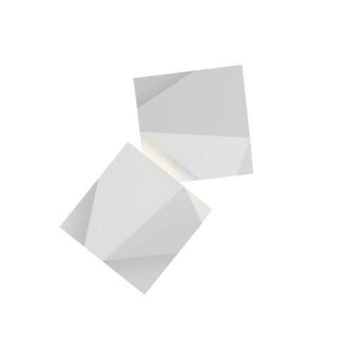 Настенный светильник копия Origami 4504 by Vibia (2 плафона)