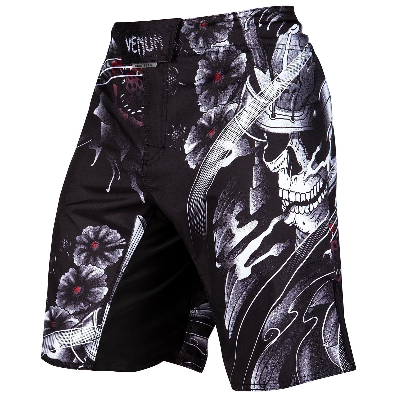 Шорты Шорты Venum Samurai Skull Fightshorts Black 1.jpg