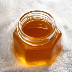 Набор «Мужской» (чай с лимоном и мятой, мёд)