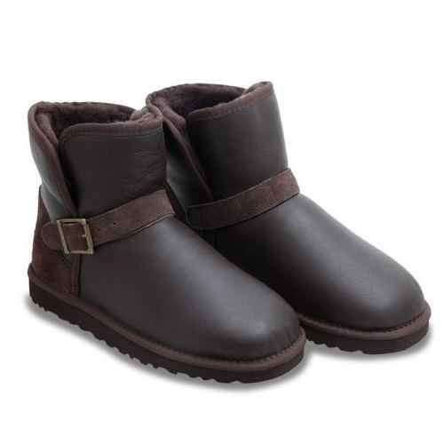 UGG Mini Dylyn Metallic Chocolate. Цвет: Шоколад. Uggaustralia-msk.ru