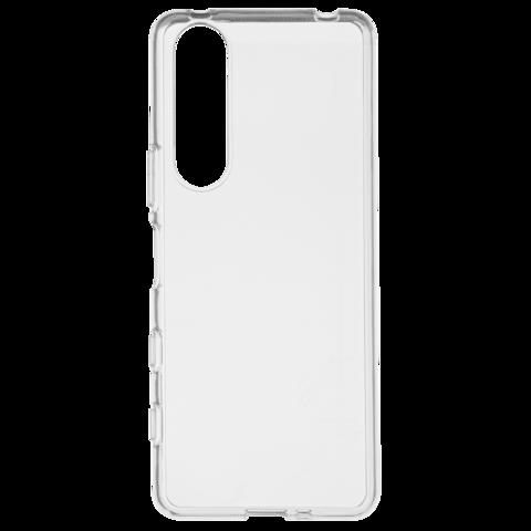 Прозрачный силиконовый чехол для Xperia 5 III купить в Sony Centre