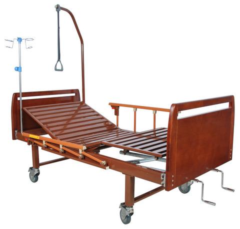 Медицинская кровать E-8 (ММ-18) - фото