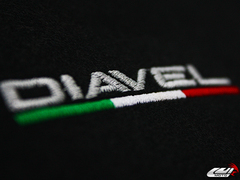 Team Italia Suede Touring Чехол на сиденье
