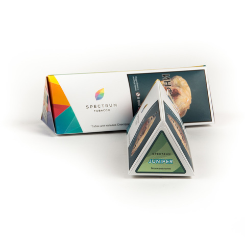 Табак Spectrum Juniper (Можжевельник) 100 г