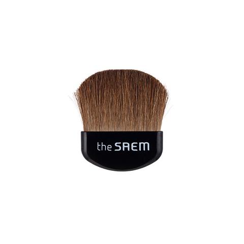 Кисть косметическая для нанесения румян Mini blusher brush