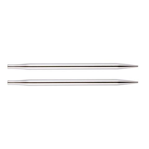 Спицы KnitPro Nova Metal съемные 3,25 мм 10416