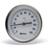 Термометр биметаллический Watts F+R801 (0-120С°) с погружной гильзой
