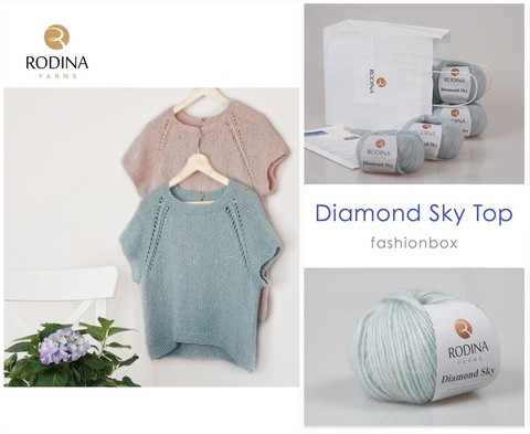 DIAMOND SKY TOP  Fashionbox