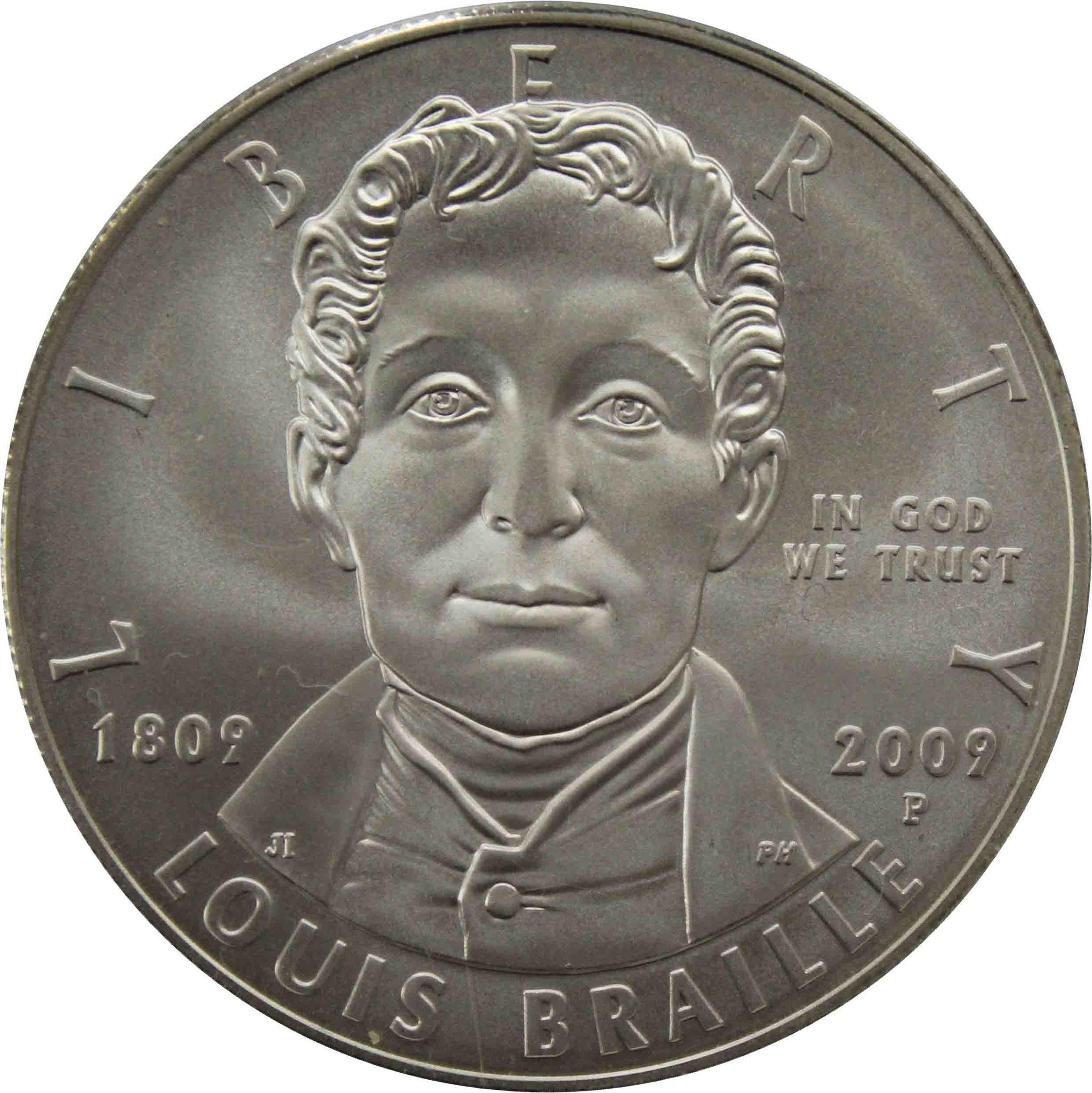 1 доллар 2009 P