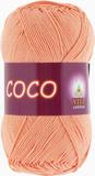 Пряжа Vita Coco 3883 персиковый