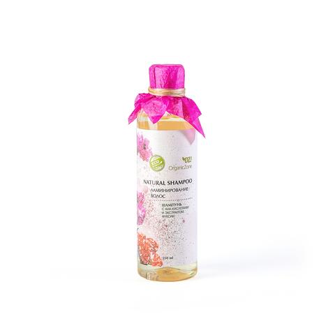 OZ! Шампунь с АНА-кислотами Ламинирование волос (250 мл)