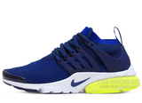 Кроссовки Мужские Nike Air Presto Ultra Flyknit Navy Green White