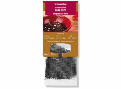 Ароматизированный черный чай Эрл Грей (бергамот)