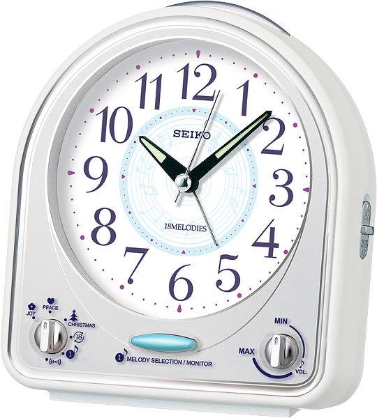 Настольные часы-будильник Seiko QHP003W