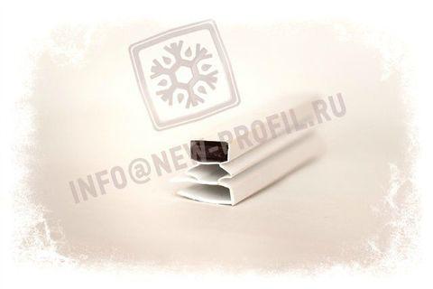 Уплотнитель 154*77 см для холодильного шкафа Союз Полюс 1,4. Профиль 013