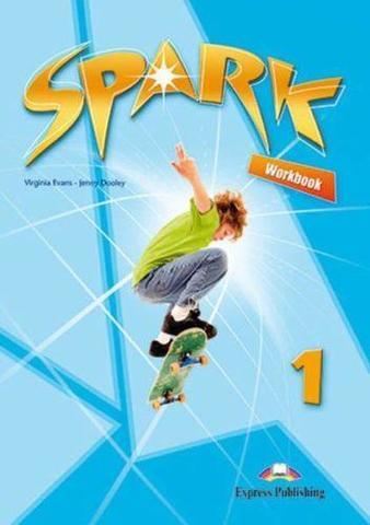 Spark 1. Workbook (monstertrackers) (with digibook app) (international). Рабочая тетрадь (с ссылкой на электронное приложение)