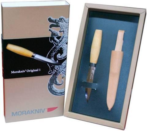 Классические ножи MORA