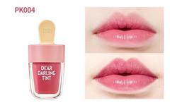 Увлажняющий гелевый тинт для губ ETUDE HOUSE Dear Darling Water Gel Tint Red Bean Red 4,5 гр