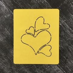 Сердца №25