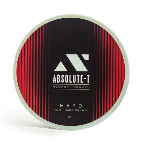 Табак Absolute-T Hard 20гр Don Pomegranat