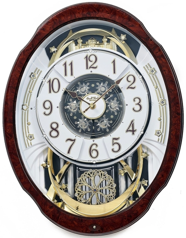 Настенные часы Rhythm 4MH412WU23