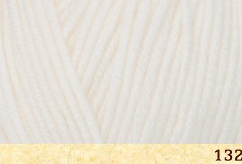 Пряжа Fibra Natura Dona 106-32 молочный