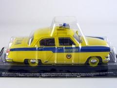 GAZ-21R Volga GAI Police USSR 1:43 DeAgostini Service Vehicle #2