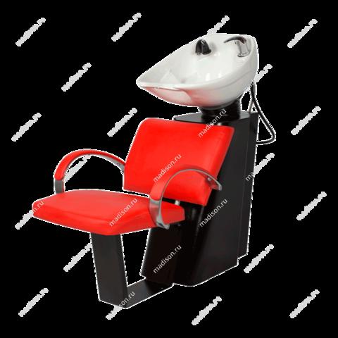 Парикмахерская мойка Ниагара с креслами серии Люкс Калибра