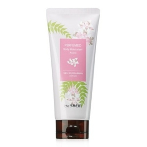 the Saem Perfumed Body Moisturizer-Acacia-