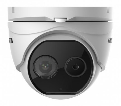 Тепловизионная купольная IP-камера DS-2TD1217B-6/PA
