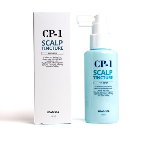 CP-1 Scalp Tincture Head Spa освежающий спрей для кожи головы